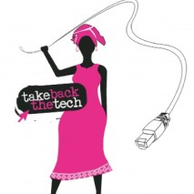 Afiche de campaña sobre tecnología y violencia de género