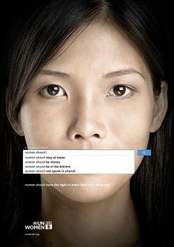 """""""Women should"""", la campaña de violencia de género en Internet de la ONU"""